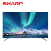 [SHARP 夏普]50吋 4K Adroid TV 顯示器 4T-C50BJ1T【加贈 東元14吋DC風扇XA1405BRD】