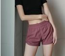 運動短褲女寬鬆休閒百搭夏季速幹跑步健身褲防走光高腰舞蹈瑜伽褲