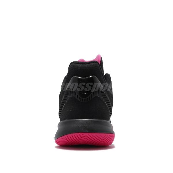 Nike 籃球鞋 Kyrie Flytrap II EP 黑 桃紅 綠 男鞋 平民版 XDR 厄文 【ACS】 AO4438-005