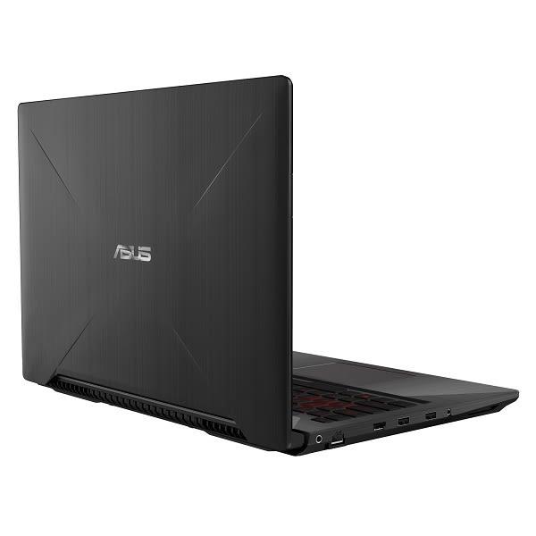 華碩 ASUS FX503VM-0142C7700HQ【升8G/i7 7700HQ/15.6吋/GTX 1060/Full-HD/IPS/電競/固態硬碟/SSD/Win10/Buy3c奇展】FX503V