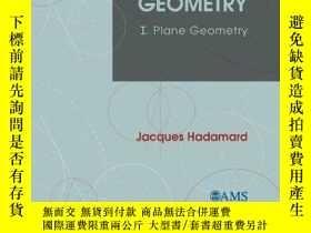 二手書博民逛書店Lessons罕見In GeometryY256260 Jacques Hadamard American M