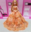 芭比娃娃女孩公主兒童玩具單個新娘芭比公主...