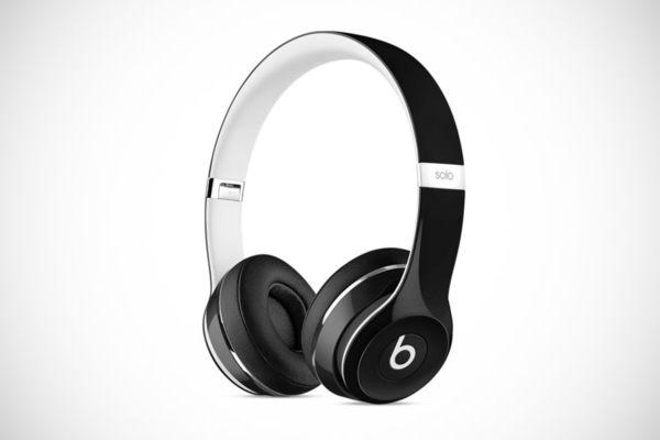 【台中平價鋪】潮牌首選 Beats Solo2 Luxe 耳罩式耳機 - 黑 時尚潮流感 先創公司貨 一年保固