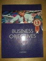 二手書博民逛書店 《Business Objectives》 R2Y ISBN:019451384X│VickiHollett
