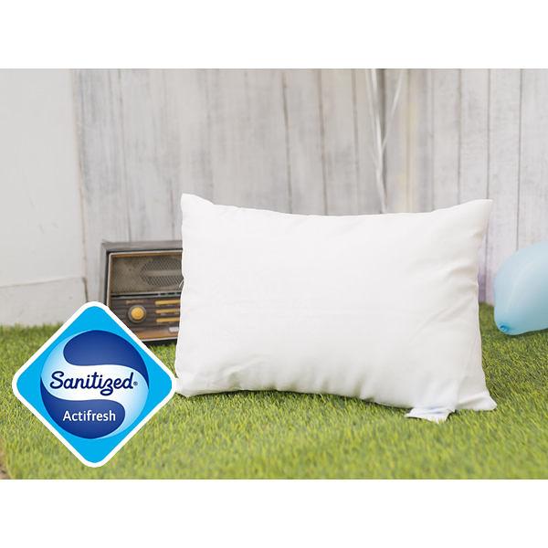 [Snug Nights]國際抗菌技術sanitized山寧泰33×45cm防蹣抗菌小童枕