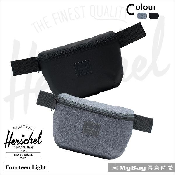 Herschel 腰包 肩包 輕量 側背包 Fourteen Light 得意時袋