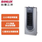 SANLUX台灣三洋 陶瓷負離子電暖器 R-CF612HNA