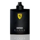 Ferrari Black 黑色法拉利淡香水 125ml 無外盒包裝