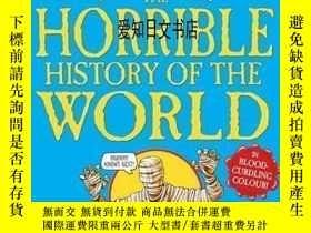 二手書博民逛書店【罕見】2007年出版 Horrible Histories Handbooks. The Horrible Hi
