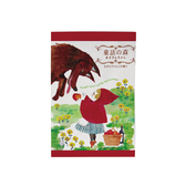 【日本-小久保】童話森林入浴劑-小紅帽 50g N-8746 入浴劑 浴鹽 泡湯劑 泡澡94SHOP