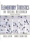 二手書博民逛書店 《Elementary Statistics in Social Research (9th Edition)》 R2Y ISBN:0205362702│JackLevin