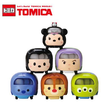日貨 TOMICA TSUM TSUM系列 多美小汽車 疊疊樂 迪士尼 日本進口 米奇 米妮 維尼 三眼怪 毛怪