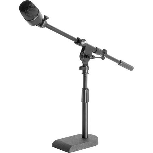 美國第一品牌On Stage MS7920B大鼓與桌上通用型專業重量級麥克風架 (含稅保固)