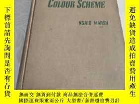 二手書博民逛書店Colour罕見Scheme毛邊本Y356663 Ngaio M