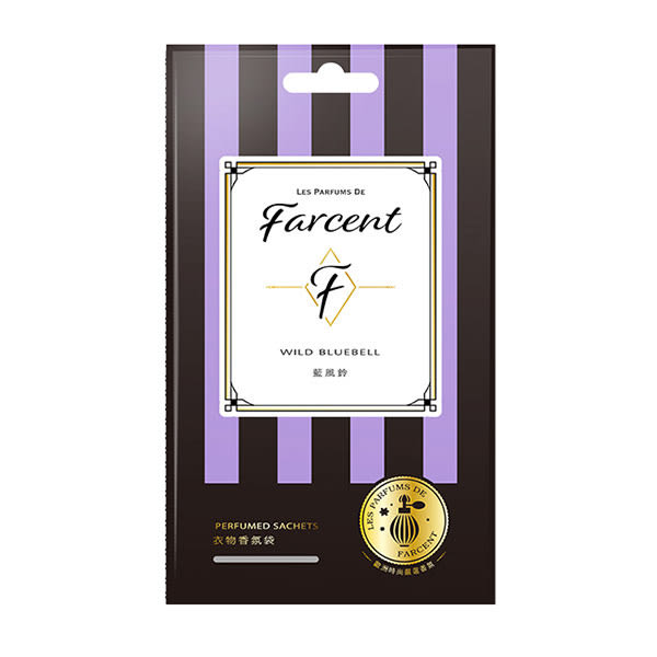 Farcent香水衣物香氛袋-蘭風鈴【康是美】
