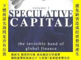 二手書博民逛書店Speculative罕見Capital-投機資本Y436638 Nasser Saber Financial