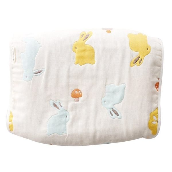 奇哥快樂森林六層紗小枕巾 /嬰兒枕布 240元