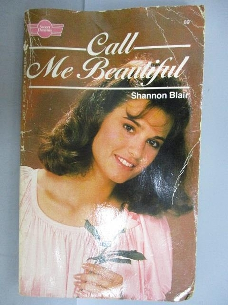 【書寶二手書T1/原文小說_NCK】Call Me Beautiful_Shannon Blair