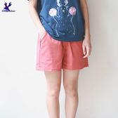 【單一特價】American Bluedeer-撞釘休閒短褲 春夏新款