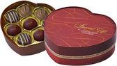❤浪漫白色情人節~送紙絲❤{濃情系列} 8入心型巧克力盒/手工香皂/肥皂/禮盒(中)(100入/組)