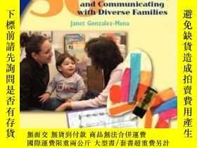 二手書博民逛書店50罕見Early Childhood Strategies For Working And Communicat