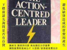 二手書博民逛書店JOHN罕見ADAIR:The action-centred l