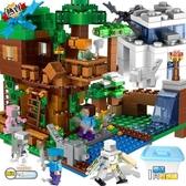 積木 新品我的世界6拼裝7兒童益智玩具10歲14男孩子8拼圖XW 快速出貨