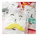 幸福朵朵*(附紗袋包裝)創意文具-鬍子先生便利貼(不挑款)禮贈品來店畢業禮日韓zakka雜貨婚禮小物