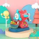 模具套裝冰淇淋機手工粘土面條機玩具橡皮泥...