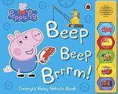 Peppa Pig:Beep, Beep, Brrrrm! 佩佩豬塞車記 硬頁有聲書