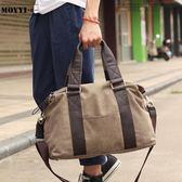 大包旅行包行李包 男包帆布包【洛麗的雜貨鋪】