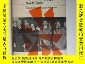 二手書博民逛書店THE罕見ORIGINS OF THE SECOND WORLD WARY12014 A.j.p. Taylo