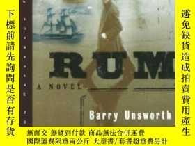 二手書博民逛書店Sugar罕見And Rum: A Novel (norton