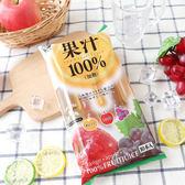 日本 光武製果 綜合果汁棒 (10入) 630ml 水果棒 果汁棒 冰棒 冰棒飲料 懷舊零食