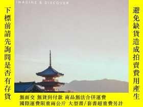 二手書博民逛書店JAPAN罕見IMAGINE&DISCOVERY19139 HE