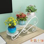 鐵藝花架室內置物架客廳裝飾多層植物架【毒家貨源】