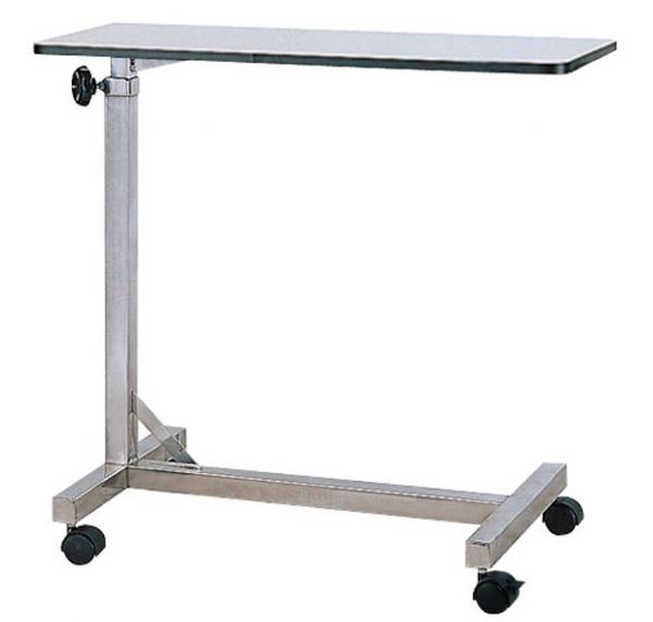 床上桌 餐桌板 不銹鋼 YH018(美耐板面)