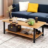 全館79折-茶几客廳桌子創意茶幾經濟型小戶型茶桌矮桌客廳小桌子咖啡桌簡約現代WY