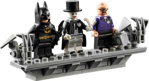 樂高積木 LEGO《 LT76161 》SUPER HEROES 超級英雄系列 - 1989 蝙蝠戰機