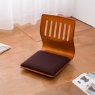 和室椅/休閒椅 凱堡 羅丹曲木旋轉和室椅(2入)【J17003】