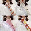 防曬女手袖護臂袖套冰手臂袖冰絲手套開車神器可愛網紅美少女 歐韓時代