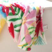 夏季法蘭絨空調毯毛毯被子美式辦公午睡毯子珊瑚絨床單雙人薄蓋毯【中秋節促銷】