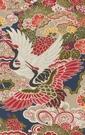 和風 日風 丹頂鶴紋 壁紙 rasch(德國壁紙) / Kimono 409352