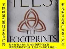 二手書博民逛書店英文原版罕見The Footprints of God by G