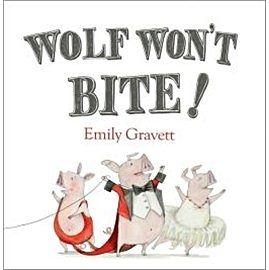 【麥克書店】格林威大獎 WOLF WONT BITE!
