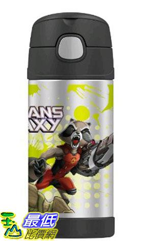 [美國直購] Thermos 兒童保溫水壺 銀河護衛隊 Funtainer 12 Ounce Bottle, Guardians of the Galaxy