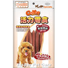 【寵物王國】活力零食-TR76鴨肝雞肉條180g