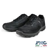 【IMAC】GORDANATEX城市休閒運動氣墊鞋  黑色(81188-BL)