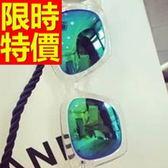 太陽眼鏡(單件)-男女墨鏡 偏光防紫外線時髦復古流行非凡運動57ac22[巴黎精品]