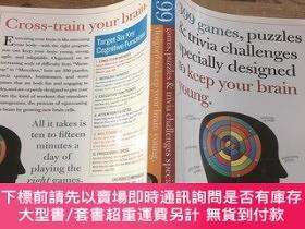 二手書博民逛書店399罕見Games, Puzzles & Trivia Challenges Specially Designe
